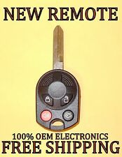 NEW FORD REPLACEMENT 80 BIT HA KEYLESS REMOTE HEAD KEY FOB COMBO 164-R7040 R7013
