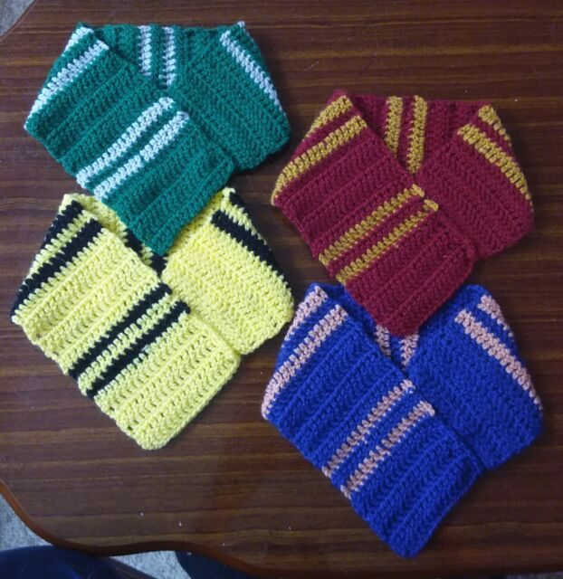 Harry Potter Hogwarts Dog Scarf scarves pet