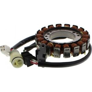 Generator-Lichtmaschine-Stator-Tourmax-Ankerplatte-alternator-Yamaha-YFM-Grizzly