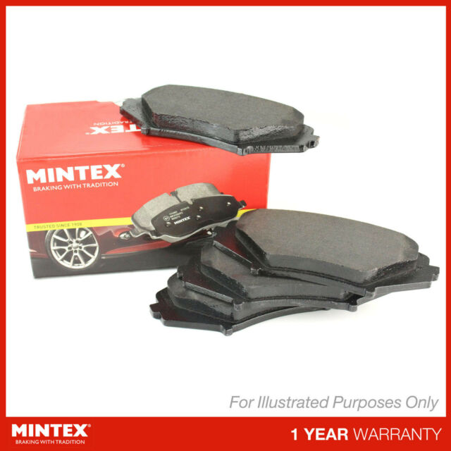 New VW Golf MK4 1.8 T GTI Genuine Mintex Rear Brake Pads Set