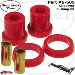 Prothane 19-605-BL Black 2 Pivot Bushing Kit