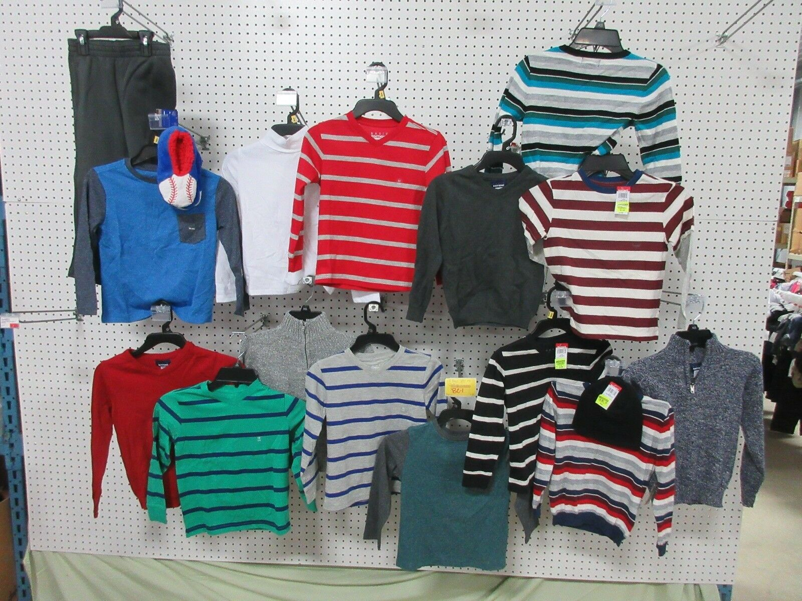 15 BOYS YOUTH 4-5 XS BASIC EDITIONS CLOTHING JOE BOXER COLLAR SHIRTS JACKET LOT