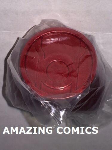 RAGE RED LANTERN RING Green Lantern Blackest Night Plastic Ring