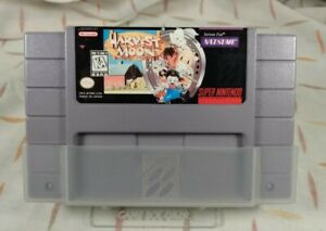 harvest moon super nintendo games nintendo