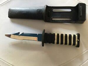 Lifesaving Systems Skin Diving knife