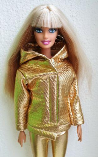 Handmade Barbie Doll Clothes Coat