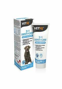 NEW-VETIQ-70G-EDIBLE-TOOTHPASTE-DOGS-CATS-amp-PUPPIES-NO-BRUSHING-FRESH-BREATH