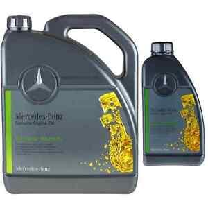 PKW-Synthetic-Original-Motoroel-Mercedes-Benz-5W-30-MB-229-51-6-Liter