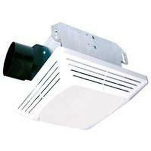 New Aslc50 Air King Bathroom Light Kit Exhaust Fan 50 Cfm Sale Price Usa Made Ebay