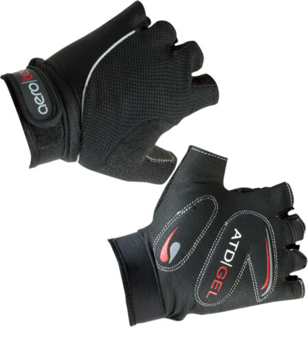 Choose your colors Childs Gel Padded Cycling Glove Fingerless Bike gloves