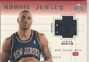 KENYON-MARTIN-RC-JERSEY-999-2000-01-UD-PRO-039-S-amp-PROSPECTS