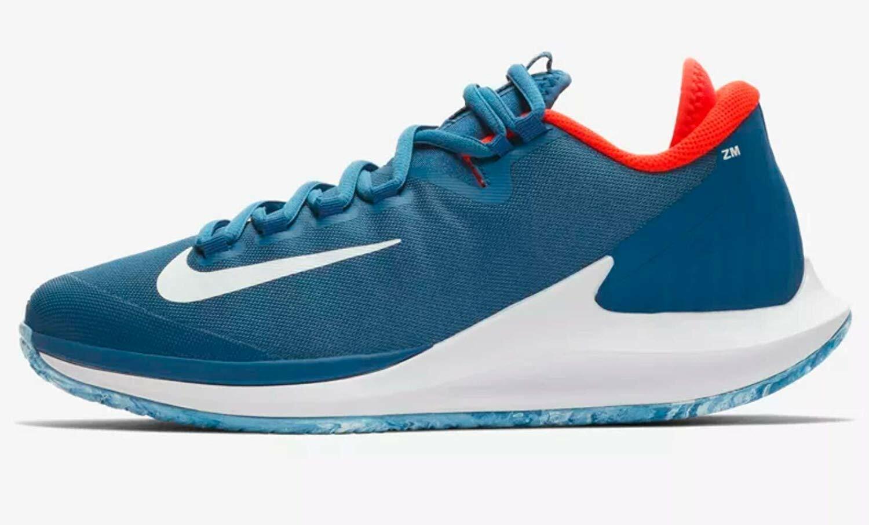 Nike Kurt AIR ZOOM Zero HC tenis fehombresino ao5023 - 400