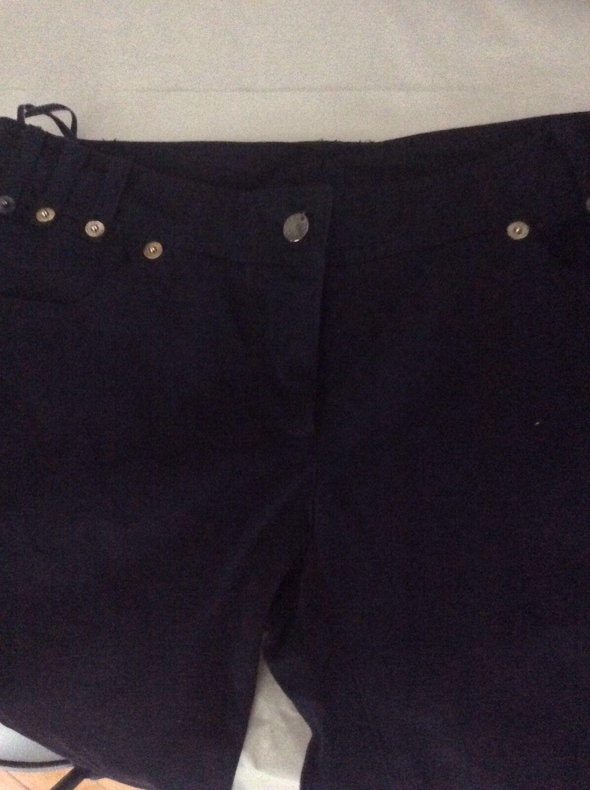 NEW Patrizia Pepe Women's bluee Legging Pants -  US 6-8