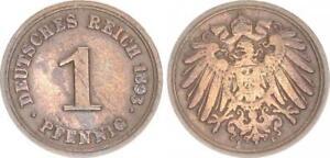Imperio 1 Pf. J. 10 1893 E Muy Bonito