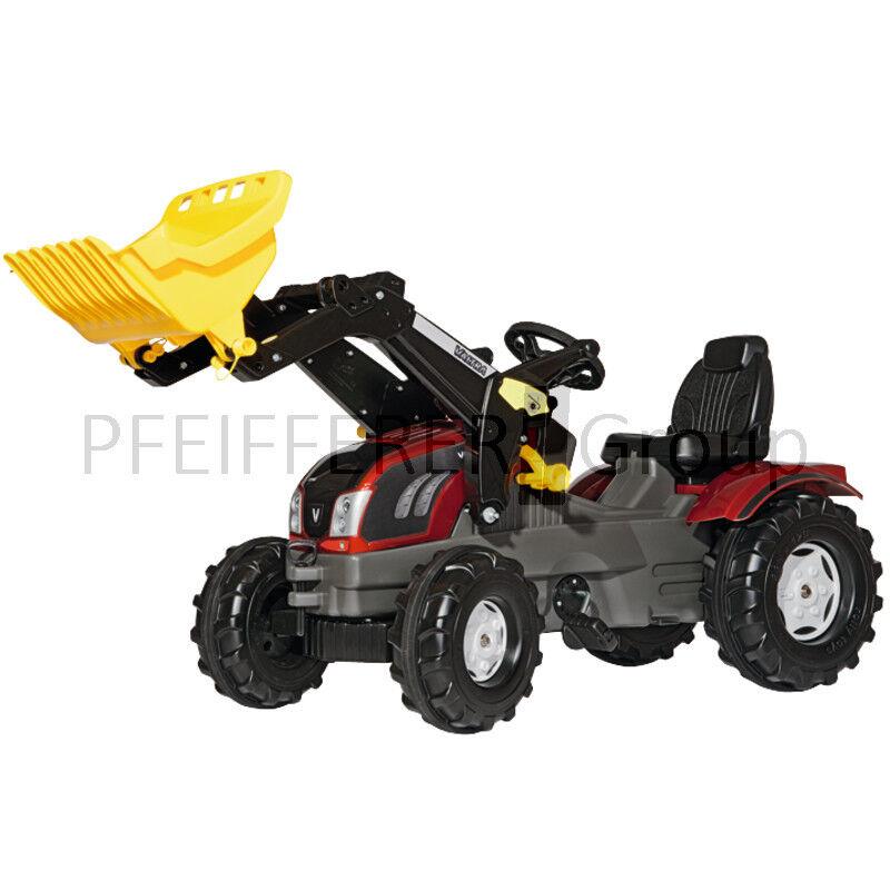 Rolly Toys rollyFarmtrac Valtra T 213 mit Frontlader