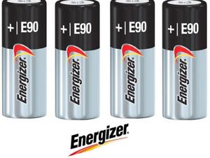 4 ENERGIZER N SIZE E90 LR1 MN9100 ALKALINE N BATTERY 1.5V BATTERIES USA MADE