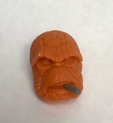 Marvel Legends ML 1:12 Custom Sculpted Thing Screaming Head Resin Cast