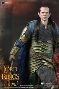1//6 Asmus Toys Action Figure The Lord of the Rings Trilogy Elrond LOTR024
