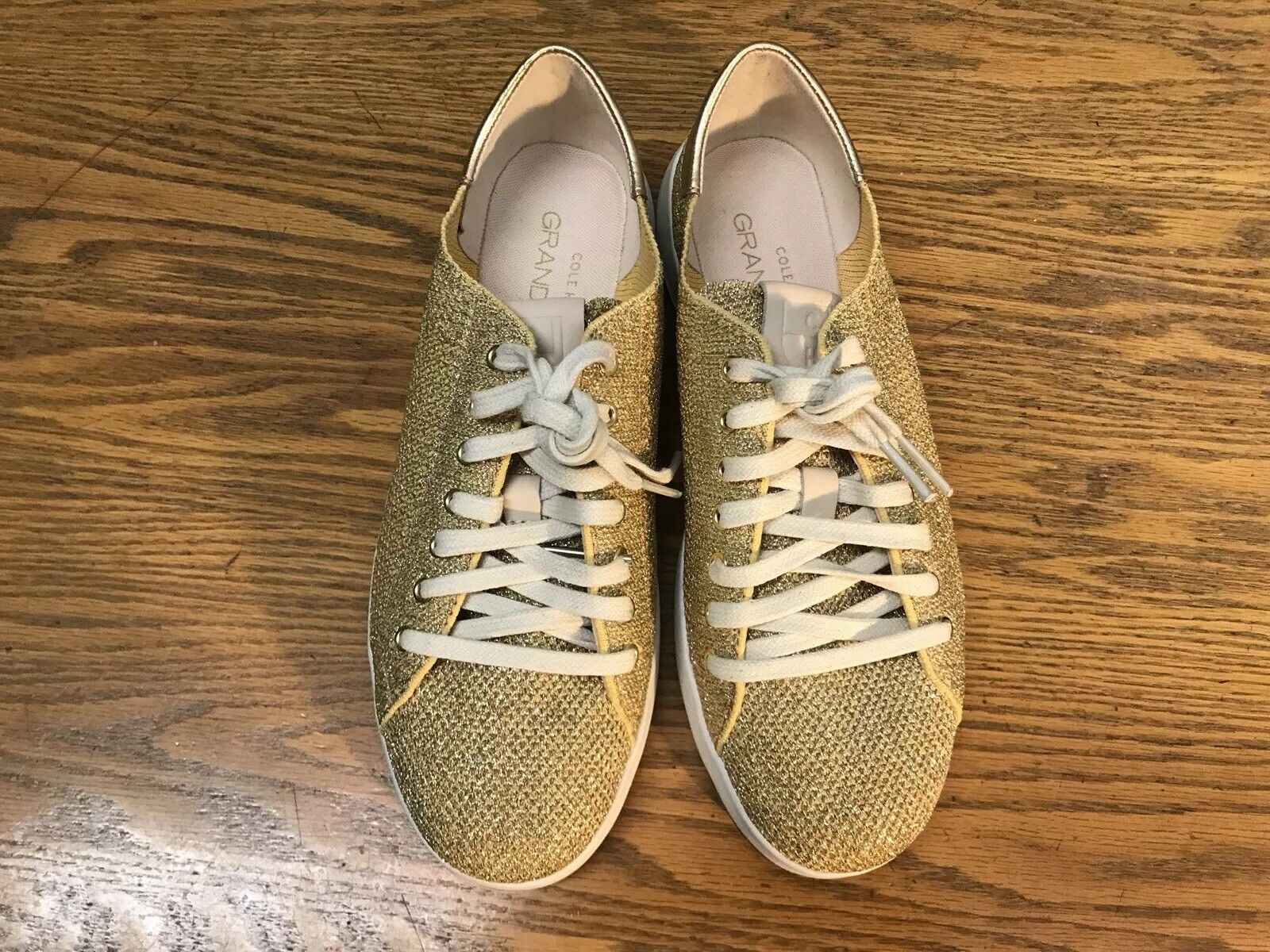 COLE HAAN GRANDPRO STICHTLITE LACE UP WOMENS WOMENS WOMENS TENNIS SHOES W11242 NEW SIZE 8 8ee90c