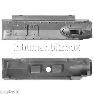 IK83 SOCLE BASE OVALE 170x110mm PLEIN IMPERIAL KNIGHT WARHAMMER 40000 BITZ W40K