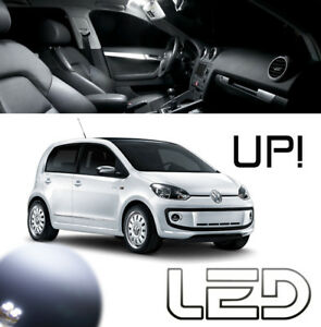 Volkswagen-UP-UP-3-Ampoules-LED-Blanc-habitacle-eclairage-Plafonnier