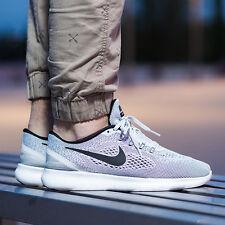 Nike Free RN RUN Grey Knit Mesh 831508-101 Trainers Running Gym UK 9 EUR 44