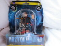 """Doctor Who -  UNCLE 5"""" figure (Highly detailed extra head/fully poseable) Dr Who"""