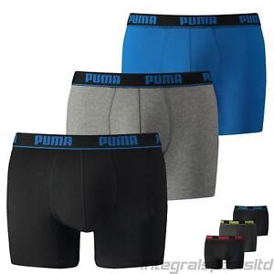 boxers puma hombre