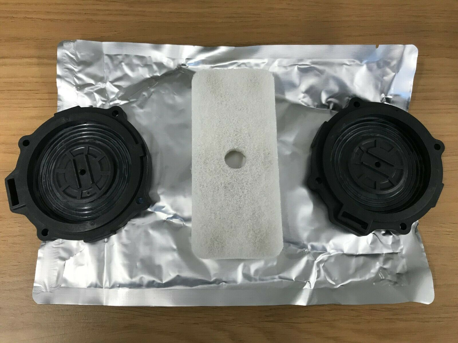 Secoh Diaphragms and Filter for JDK 60 80 100 120 Air pump for Pond/Sewage Pumps
