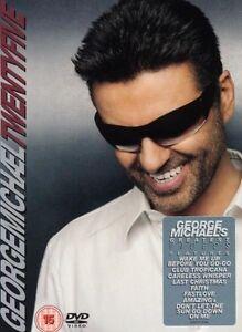 George-MICHAEL-Twenty-Five-2-DVD-NUOVO