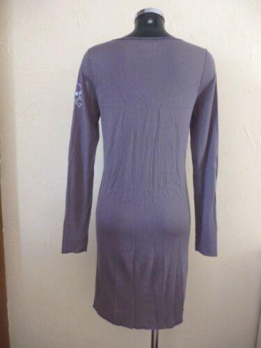 amp; Tres Bon Coton Authentique 40fr Voltaire Zadig Taille Robe Etat OqPPx6
