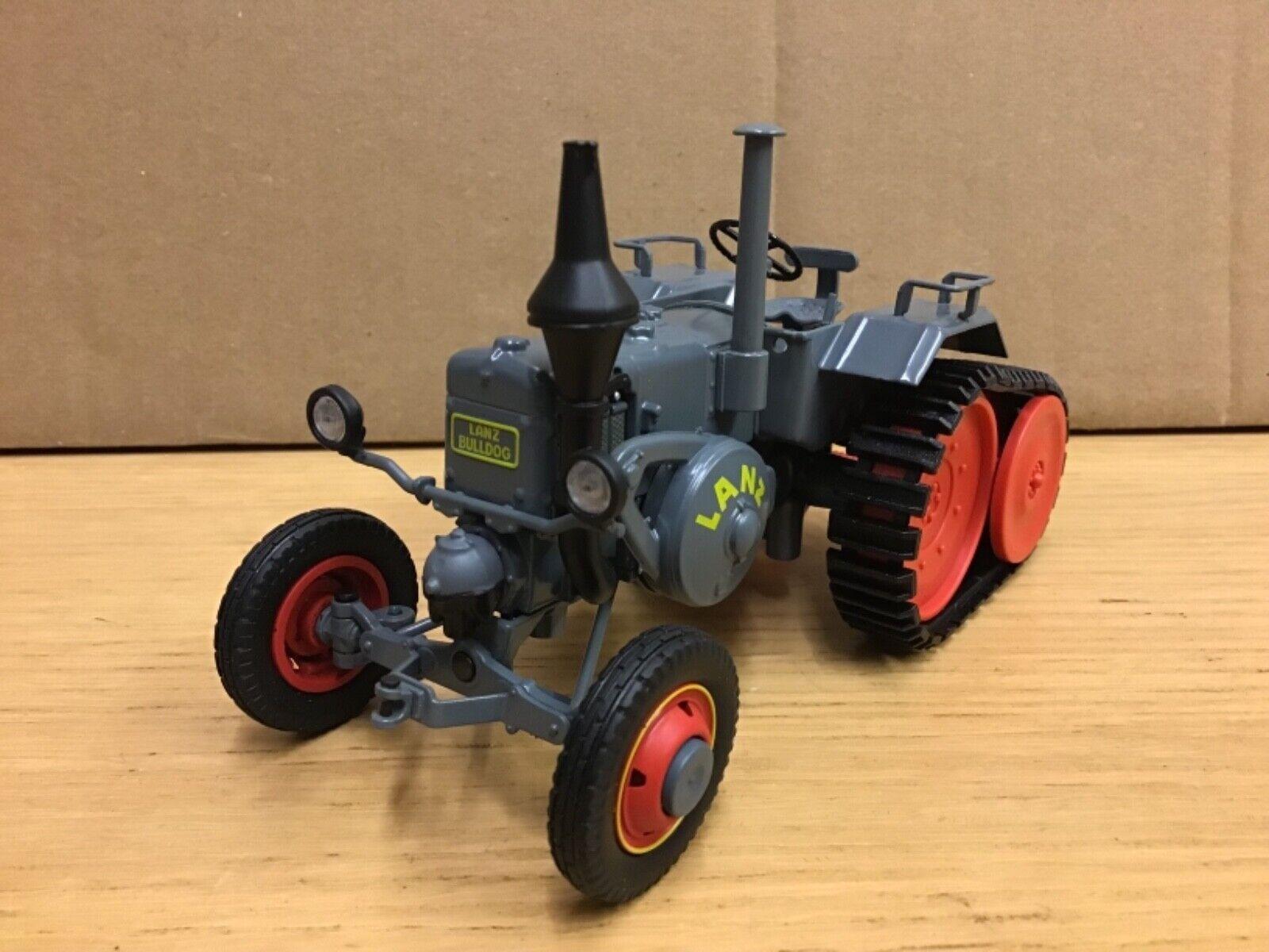 1 32 scale Schuco Lanz bulldog half track tracteur tractor tractor tractor traktor c76