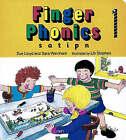 Finger Phonics book 1: in Precursive Letters (BE) by Sue Lloyd, Sara Wernham (Board book, 1994)