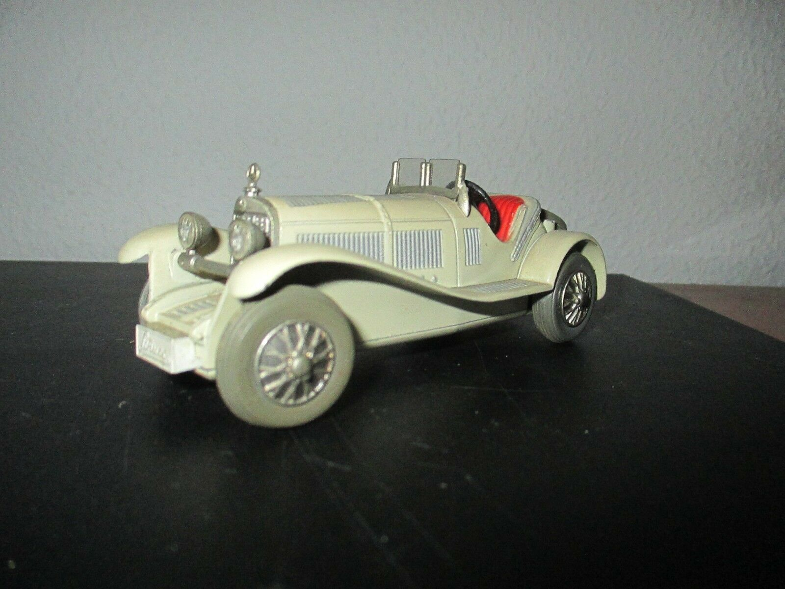 SCHUCO MICRO RACER MERCEDES SSK 1043   1 JOUET MECANIQUE OLD TOY