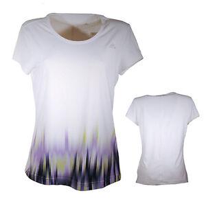 adidas DAMEN Laufshirt T-Shirt  SHIRT RUNNING JOGGING CLIMALITE [ XS S M L ]NEU