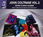 Seven Classic Albums, Vol. 3 by John Coltrane (CD, Jan-2014, Mischief Music)
