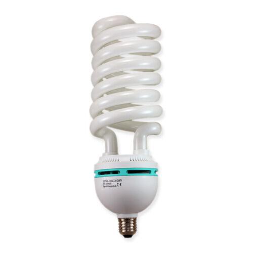 CFL Lumière du jour lampe camp des locaux commerciaux Lampe Luminaire Poire 105//525 watt e27