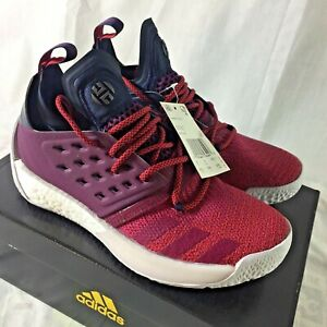 8329e5265a9f Adidas Harden Vol. 2 Men s Size 6.5 Boost Basketball Shoes Sneakers ...