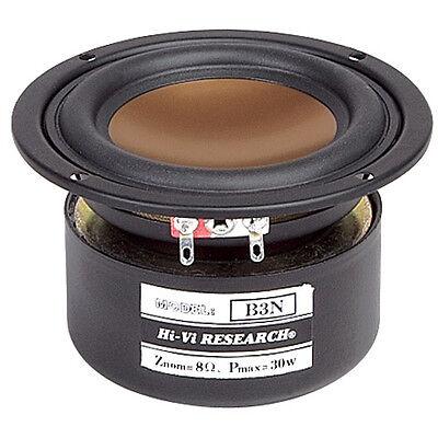 "HiVi B3N 3"" Aluminum Driver Round Frame"