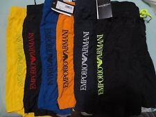 EMPORIO ARMANI Men's Nylon SWIM Board SHORTS Swimwear Trunks S, M, L and XL NWT