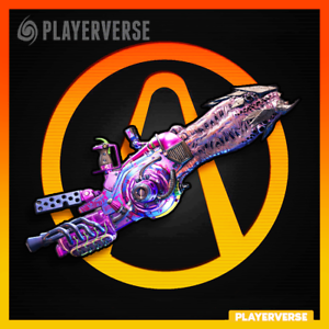 Borderlands 3 Globetrottr 💣 PS4/PS5/Xbox One/X/PC 💣 Non-Modded 72 Weapon