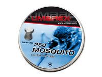250 Pcs Umarex Mosquito Flat Head Pellets Cal .22 5,5mm