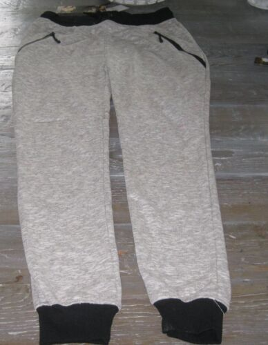 Joggers Smoke Grey French Rise 400001018583 Terry Mens L Taille Nouveau q6YUAU