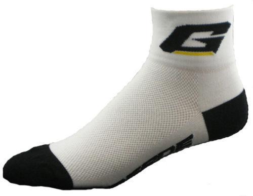 "Gaerne Socks 2.5/"" White"