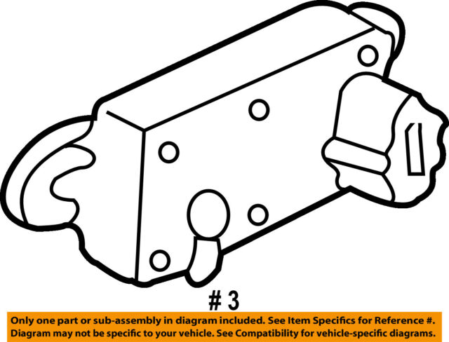 Buy Ford Oem Egr Valve Position Sensor 4w1z9j460aa Online