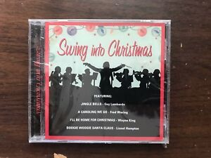 image is loading big band christmas swing into christmas various artists - Big Band Christmas