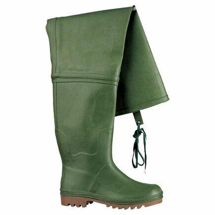 Stivali tuttacoscia in gomma impermeabile antipioggia n 41 caccia pesca lavgold