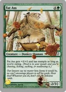 6x-Gras-Ass-NM-MTG-Unhinged-Uh-Magique-Gathering
