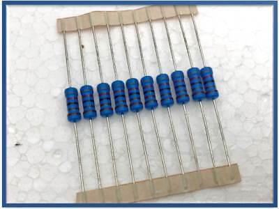 1KOhm 2W ±1/% 50ppm//°C Resistenze MF02S ROYAL OHM a strato metallico 5 pezzi
