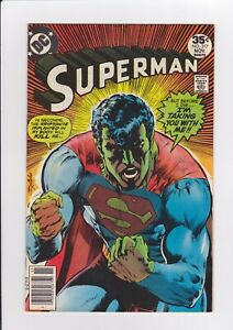 Superman-317-Nov-1977-DC-Comics-Classic-Neal-Adams-Cover-FN